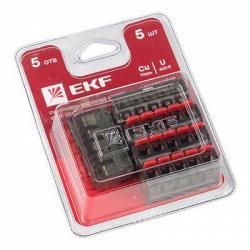 Клеммы СМК-221 и СМК-2273: удобная упаковка и надёжная работа