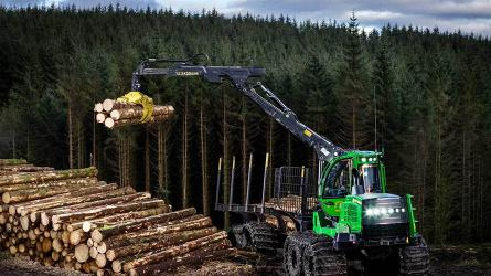 Крупнейшие компании России по лесоводству и лесозаготовки