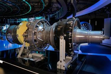 ОДК представила промышленную турбину на базе авиадвигателя ПД-14