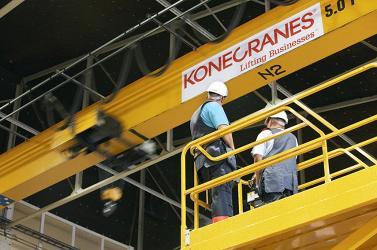 Преимущества модернизации кранов на предприятии