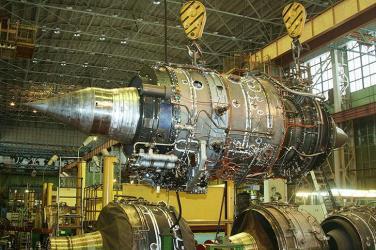 В ОДК усовершенствовали конструкцию индустриального двигателя большой мощности