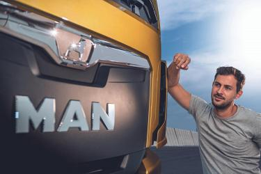 Компания «МАН Трак энд Бас РУС» провела презентацию нового поколения грузовых автомобилей MAN