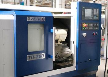 Электромашиностроительный завод «ЛЕПСЕ» завершил первый этап модернизации предприятия