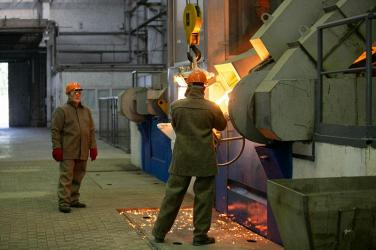 На орском «Механическом заводе» в Оренбургской области запустили новое производство