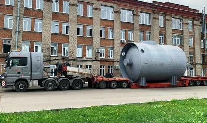 ЗиО-Подольск изготовил оборудование для Курской АЭС