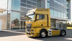 Компания «МАН Трак энд Бас РУС» презентовала грузовые автомобили нового поколения во Владивостоке