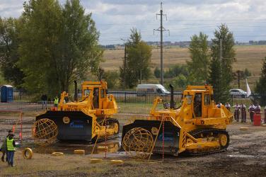 Лучший оператор техники ЧЕТРА трудится в Кузбассе
