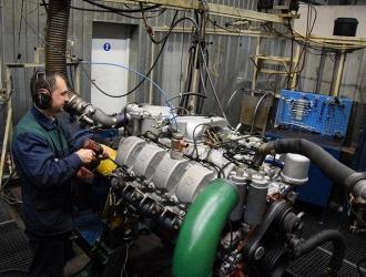 Новые двигатели для новых тракторов