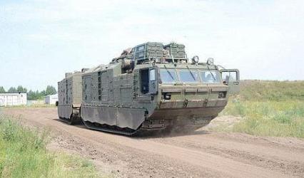 Ремонтно–эвакуационная машина Омсктрансмаша готова к государственным испытаниям