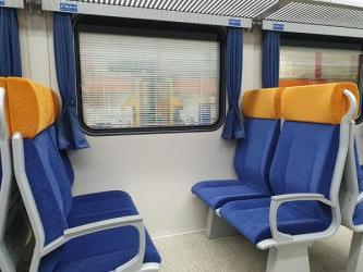 ТМХ передал новые пассажирские вагоны Президенту Египта