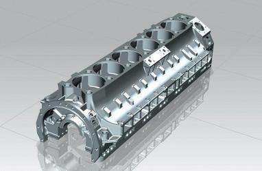 КМЗ запустил в производство рядный дизель серии ТМ-300