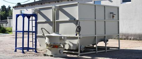 СтанкоПЭТ поставил промышленную систему очистки воды в Украину