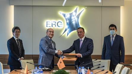 Eurasian Resources Group пополнит парк техники 14 новыми машинами Hitachi
