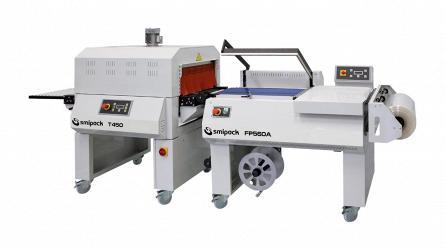 Полуавтоматическая термоупаковочная машина Smipack FP560A