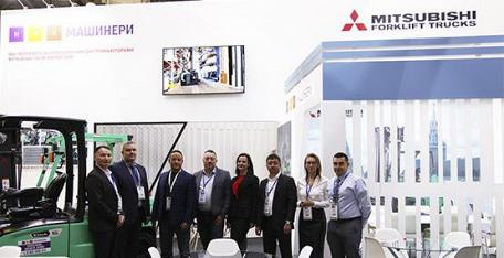 Итоги работы «НАК Машинери» на выставке CeMAT RUSSIA/TRANSPACK 2021