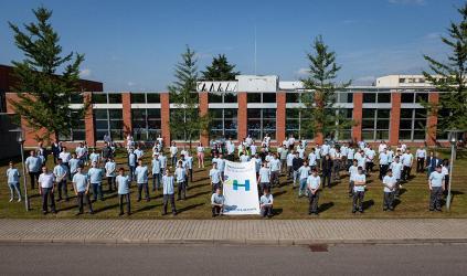 Новый учебный год в Heidelberg