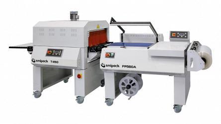 Термоупаковочная машина SMIPACK FP560A: надежность, универсальность, производительность.