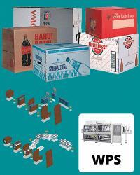 Автоматические машины SMIPACK WPS групповой упаковки продукции в картонные коробки