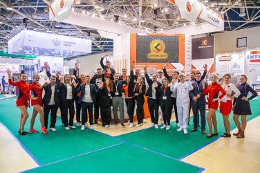 Знакомства на выставке «Агропродмаш-2021»: Быстрый взлет Группы компаний «ОренКлип»