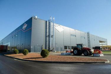 Завод «KUHN Восток» по производству сельскохозяйственной техники открылся в Воронежской области