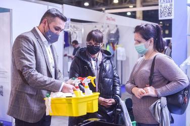 Выставка CleanExpo Moscow | PULIRE откроется 26 октября в МВЦ «Крокус Экспо»