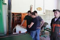 Cпециалисты КАМИ прошли обучение на заводе «Mebor»