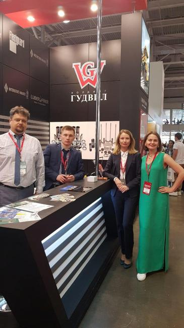 Выставка bauma CTT RUSSIA