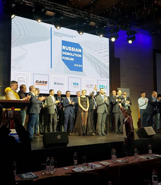 Russian Demolition Forum 2020
