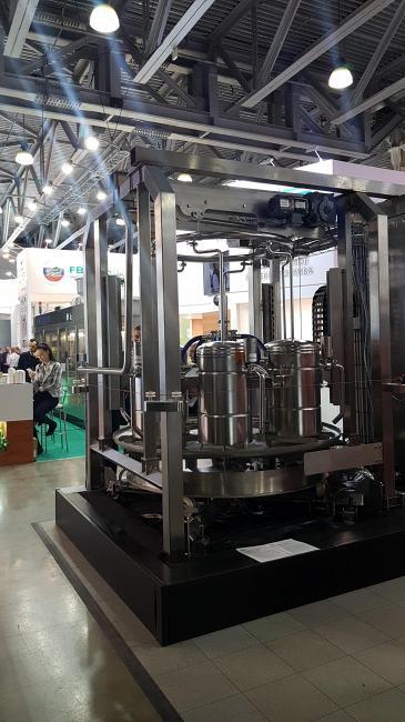 Международная выставка оборудования для производства молока и молочной продукции Dairytech