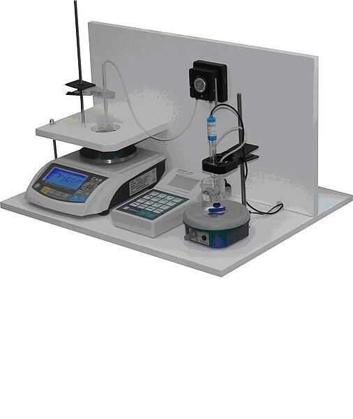 Комплекс оборудования для определения белка/азота методом Кьедаля
