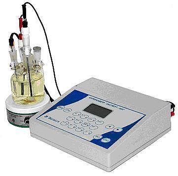 Универсальный прецизионный кулонометрический анализатор