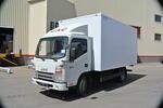 JAC Motors N-56 надстройка фургон изотермический