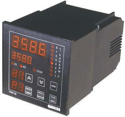 Измеритель-регулятор восьмиканальный ОВЕН ТРМ138