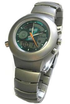 Сигнализатор-индикатор (дозиметр) в виде наручных часов СИГ РМ-1208