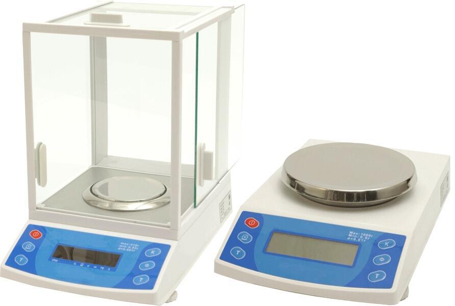Лабораторные электронные весы серии ВСЛ
