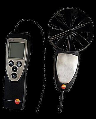 Термоанемометр Testo 417-2