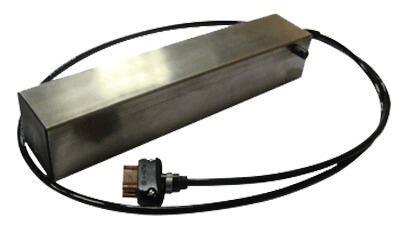 Датчик для измерения толщины теплозащитных и других покрытий большой толщины ДА1