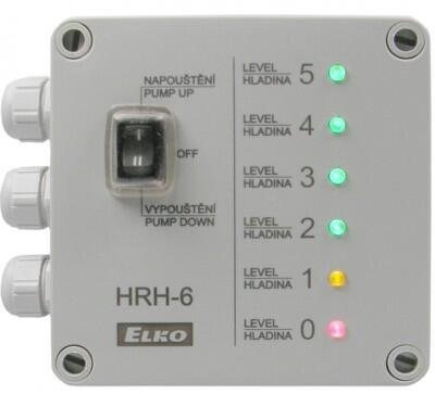 Дополнительная сигнализация HRH-6S