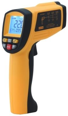 Пирометр (ИНФРАКРАСНЫЙ ТЕРМОМЕТР) высокотемпературный AR1350