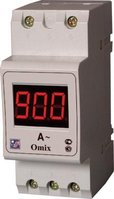 Амперметр цифровой Omix D2-A-1-0.5