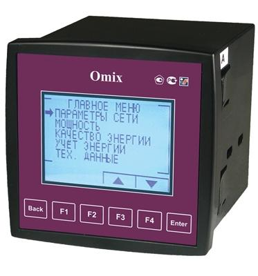 Анализатор качества электроэнергии Omix P99-MA-3