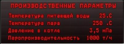 Производственно-технологическое табло ID-S22480R10