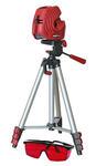 Набор лазерный нивелир, штатив, очки EFX Set