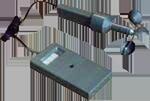 Переносной анемометр чашечного типа АРЭ