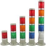 Многоуровневые сигнальные башни с лампами накаливания БСН-205