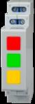 Светодиодный индикатор фаз на DIN-рейку AR-C45D-RGY