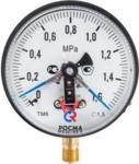 Мановакуумметр ТМВ серии 610, IP54 (с электроконтактной приставкой)
