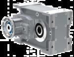 Цилиндрический мотор-редуктор INNOVARI с параллельными валами