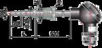 Термосопротивление с коммутационной головкой дТС 055 МГ