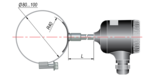 Термосопротивления с токовым выходом дТС 325М-И